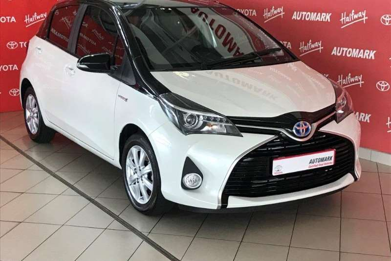 2016 Toyota Yaris Hybrid Cars For In Gauteng R 199 900 On Auto Mart