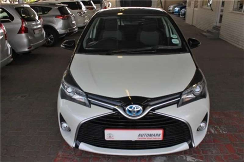 2016 Toyota Yaris Hybrid Cars For In Eastern Cape R 199 996 On Auto Mart