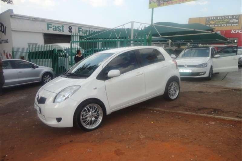 2012 Toyota Yaris 1.3 5 door T3