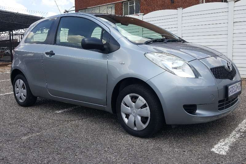 2008 Toyota Yaris 1.0 3 door T1