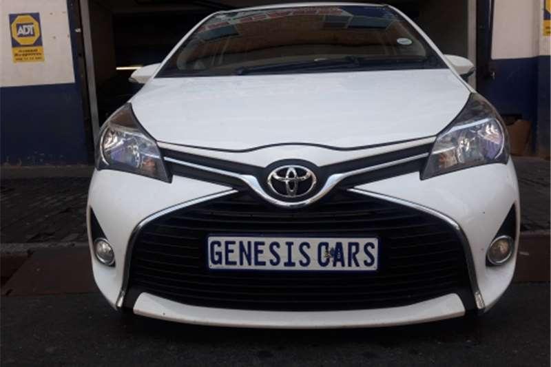 2015 Toyota Yaris 1.3 5 door T3