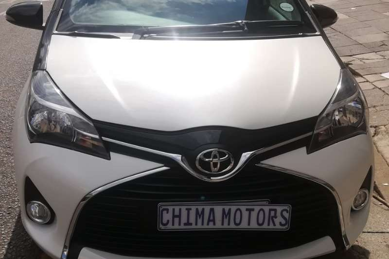 2016 Toyota Yaris 1.5 Pulse
