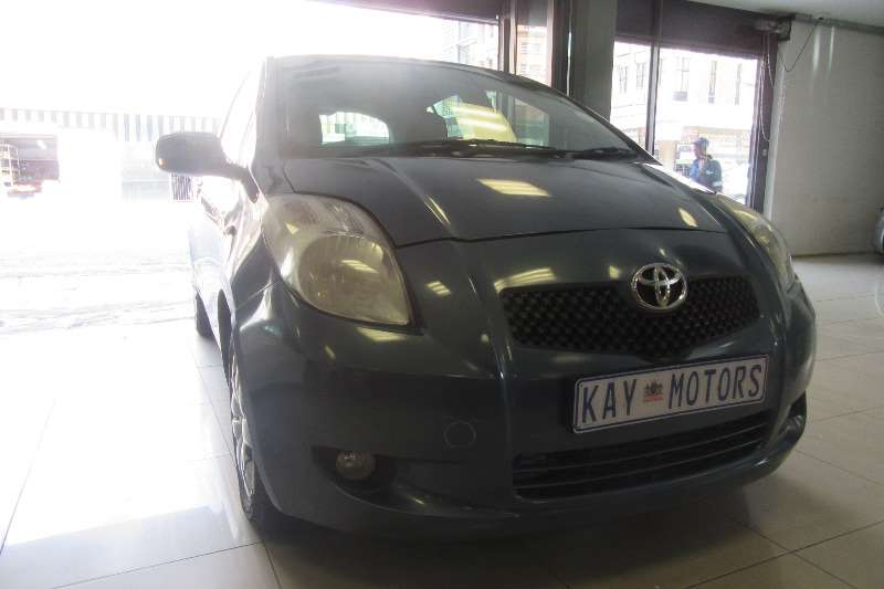 2007 Toyota Yaris 1.3 T3 Spirit 5 door