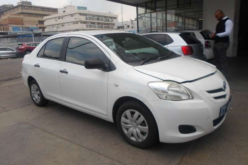 2006 Toyota Yaris 1.3 sedan T3