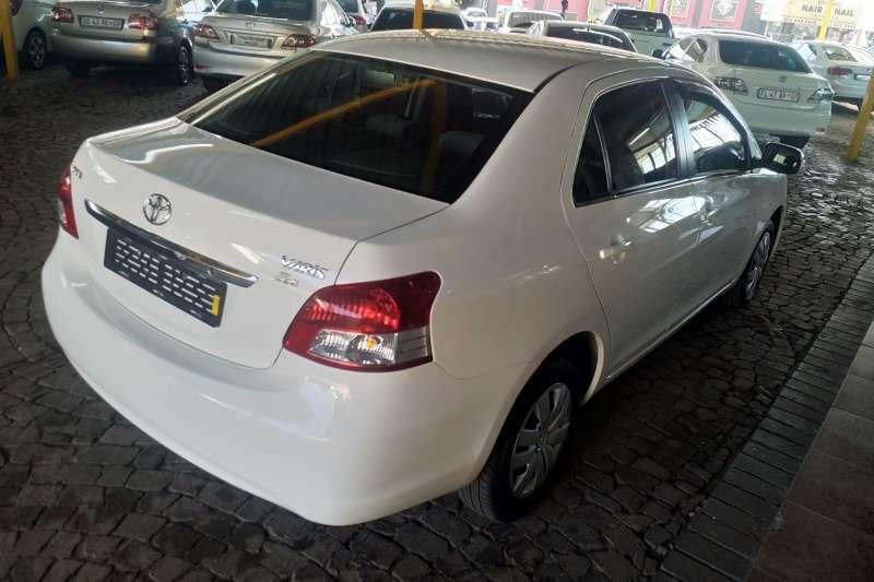 2012 Toyota Yaris sedan Zen3
