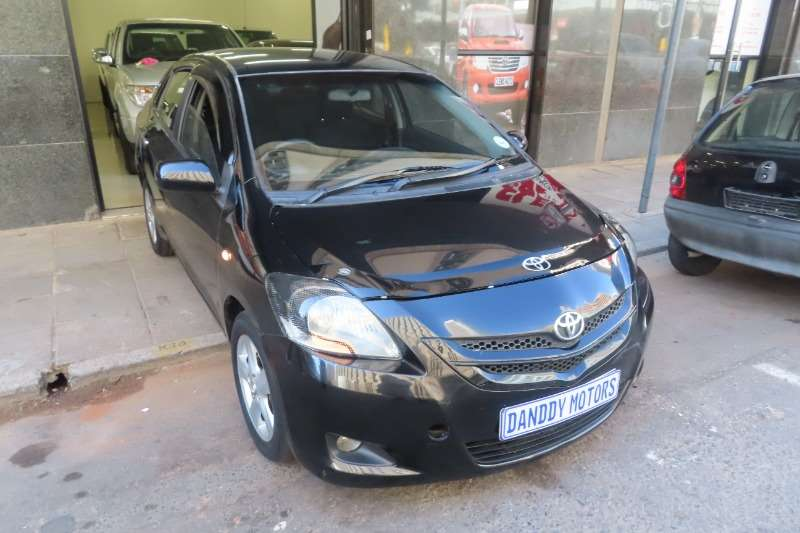 2008 Toyota Yaris sedan 1.3 Zen3 Spirit