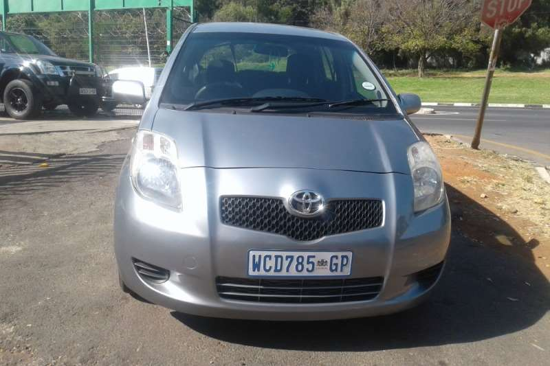 2007 Toyota Yaris 5 door T3 Plus
