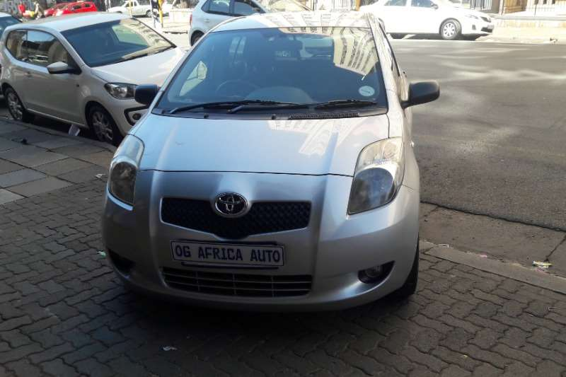 2007 Toyota Yaris 1.3 T3 5 door
