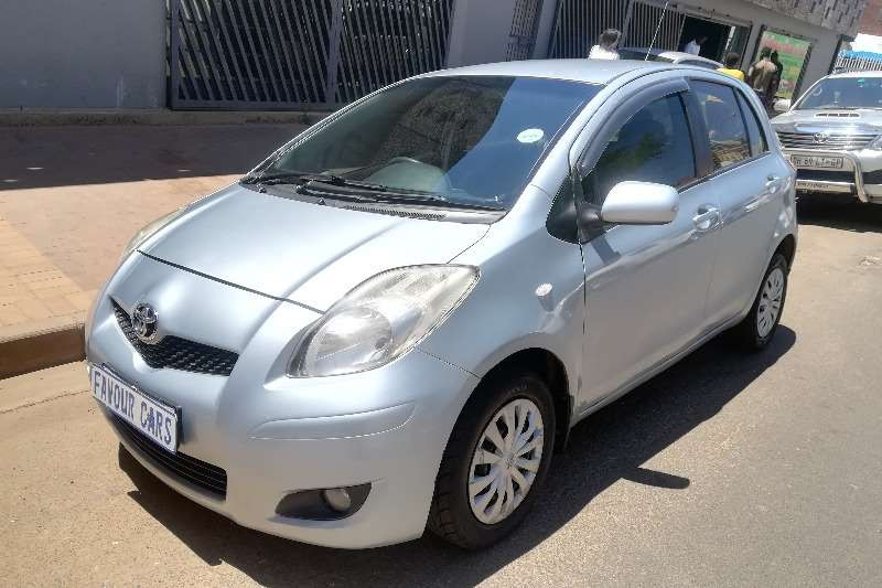 2006 Toyota Yaris 1.3 T3 5 door