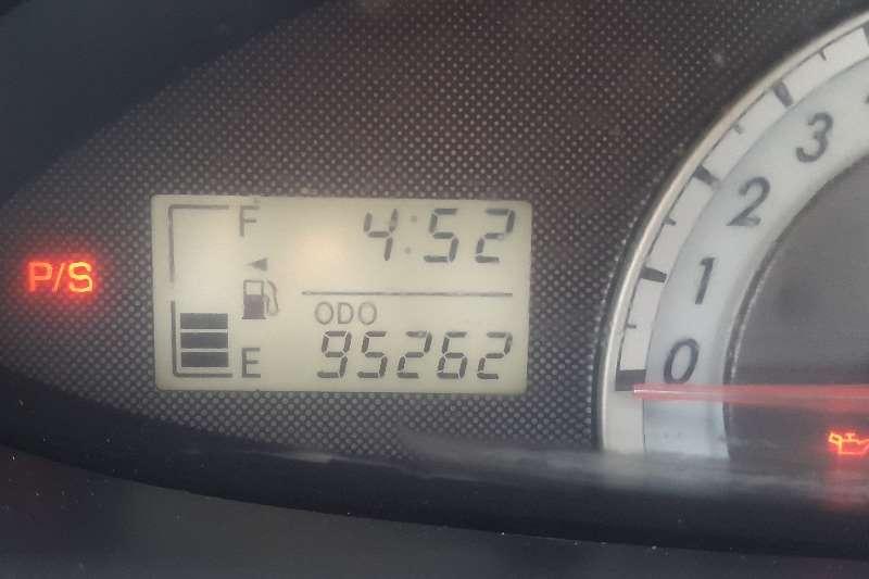 Toyota Yaris sedan 1.3 Zen3 Spirit 2008