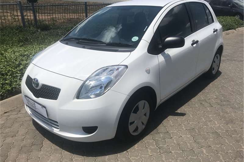 Toyota Yaris T1 5Dr A/C 2007