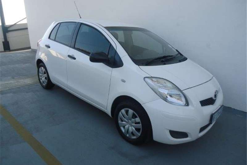 Toyota Yaris T1 5Dr A/C 2009