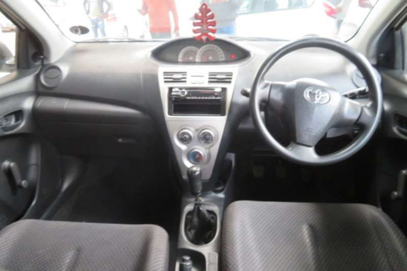 Toyota Yaris T3 2007