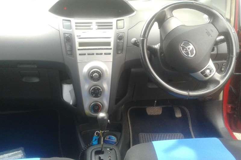 Toyota Yaris T3 Spirit auto 2007