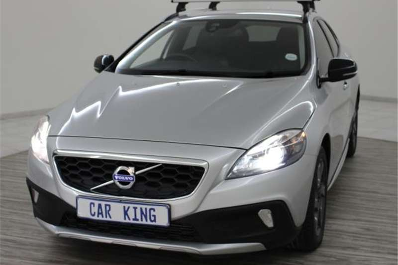 2013 Volvo Cross Country