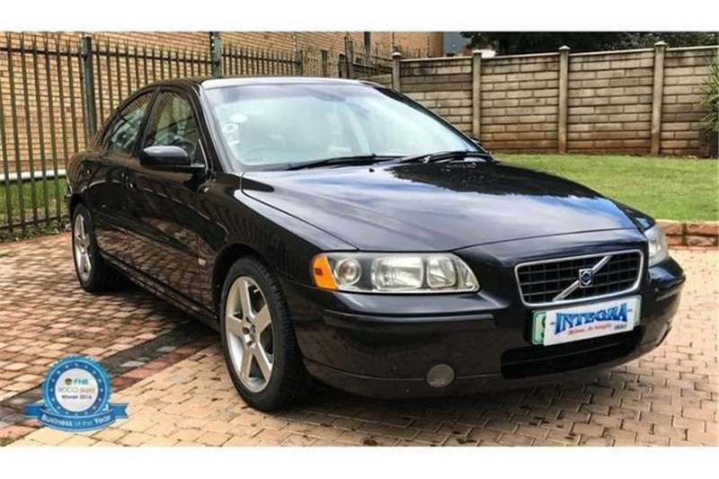 Volvo S60 T5 >> 2005 Volvo S60 T5 Geartronic Cars For Sale In Gauteng R 109 900 On