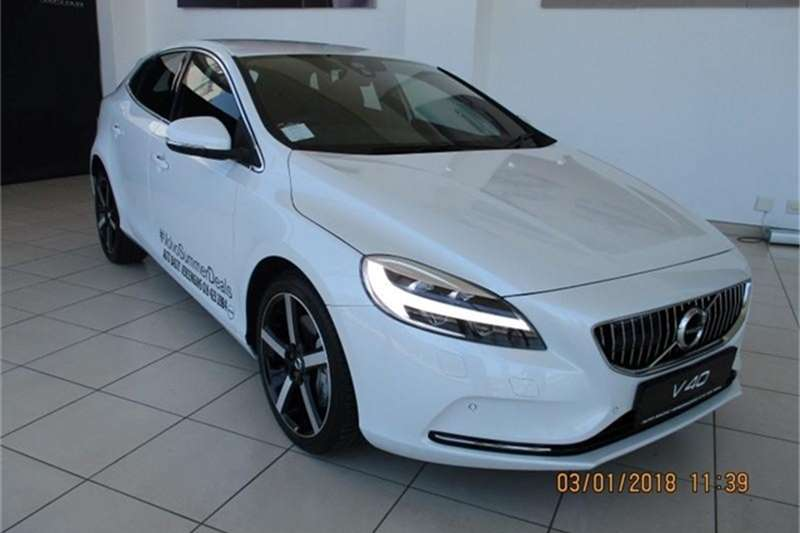 Volvo V40 D3 Inscription 2018