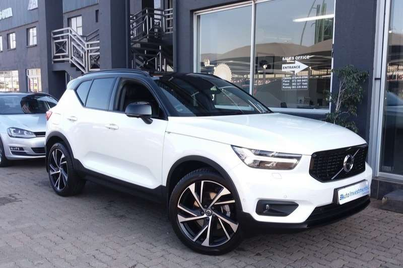 2018 Volvo XC40 T5 R DESIGN AWD GEARTRONIC
