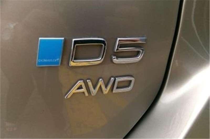 Volvo XC60 D5 AWD Momentum 2016