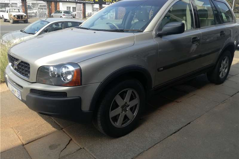 2005 volvo xc90 2 5 t awd cars for sale in gauteng r 69 900 on auto mart. Black Bedroom Furniture Sets. Home Design Ideas