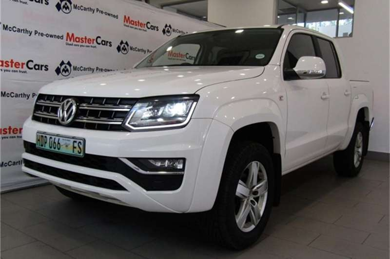 VW Amarok 2.0 BiTDI Double Cab Highline Plus 4Motion Auto 2018