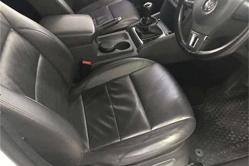 VW Amarok 2.0BiTDI double cab Highline 2013