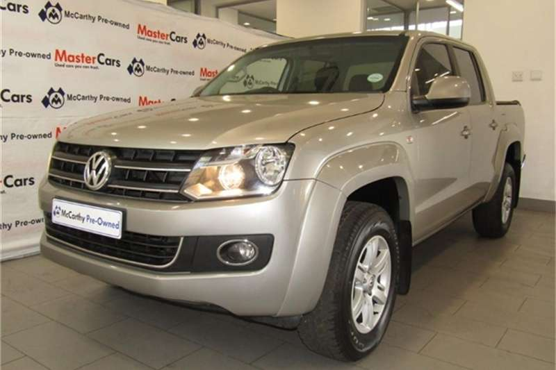 VW Amarok 2.0BiTDI double cab Highline 2014