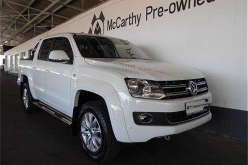 VW Amarok 2.0BiTDI double cab Highline 2017
