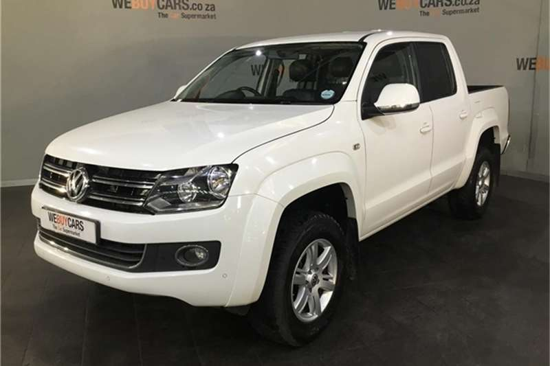 VW Amarok 2.0BiTDI double cab Highline 4Motion auto 2016