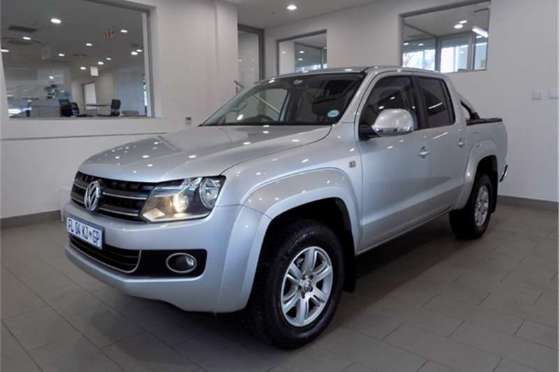 VW Amarok 2.0BiTDI double cab Highline auto 2013