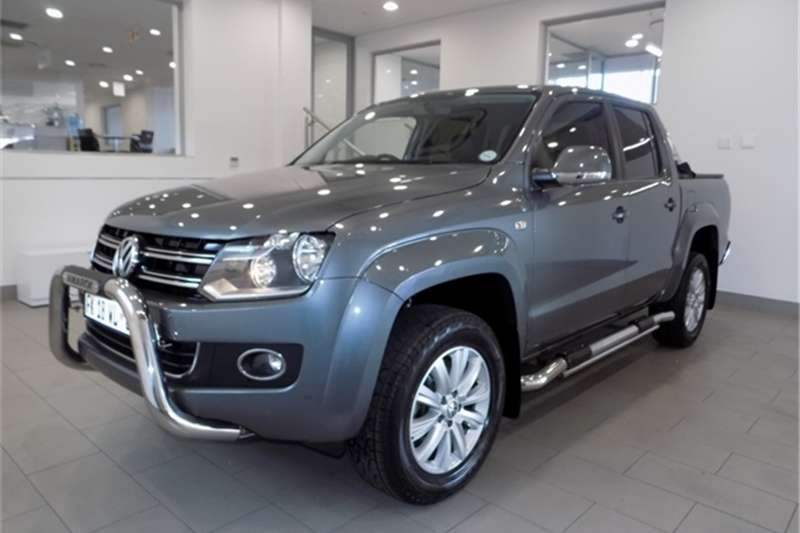 VW Amarok 2.0BiTDI double cab Highline auto 2016