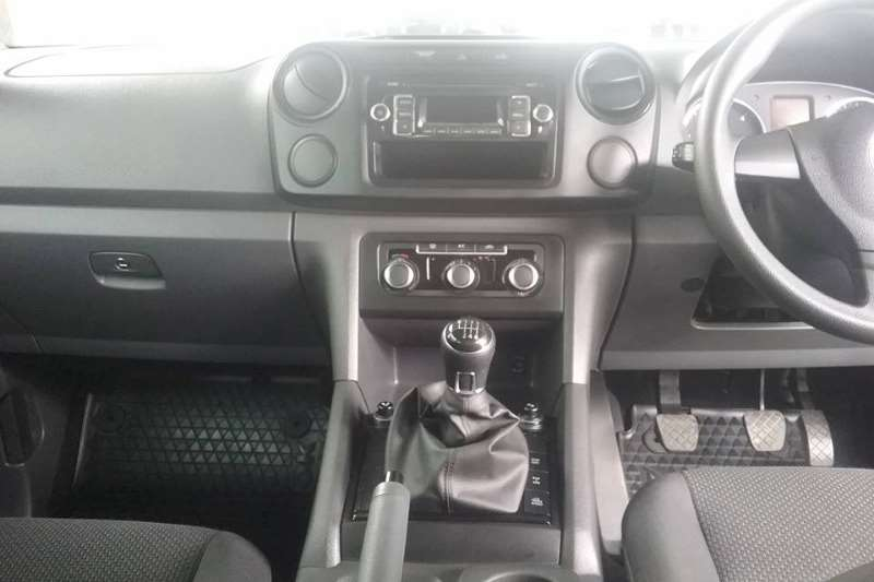 VW Amarok 2.0TDI double cab Trendline 2014