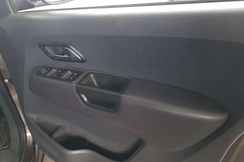 VW Amarok 2.0TSI double cab Highline 2014