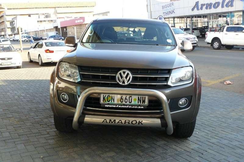 2014 VW Amarok double cab AMAROK 2.0 BiTDi HIGHLINE 132KW 4MOT D/C P/U