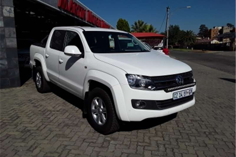 2014 VW Amarok double cab