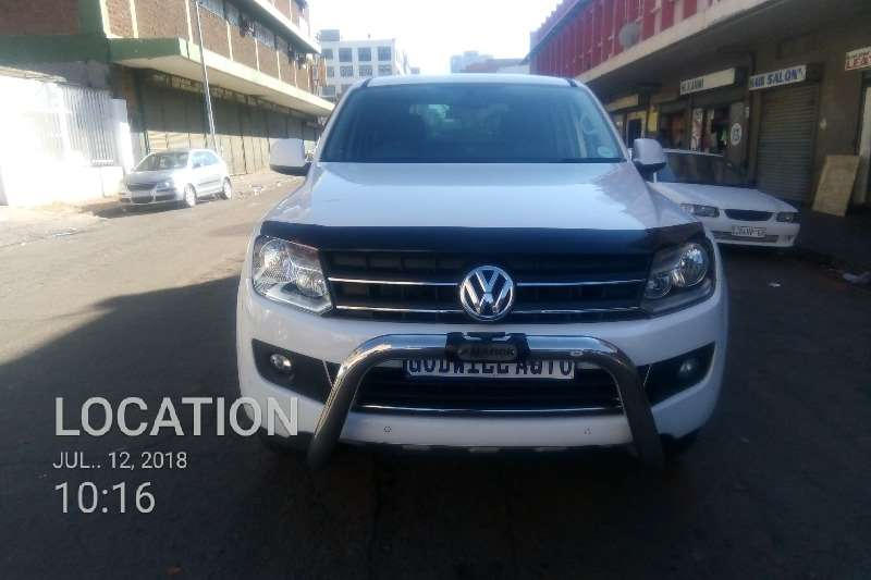 2015 VW Amarok 2.0BiTDI double cab Highline 4Motion