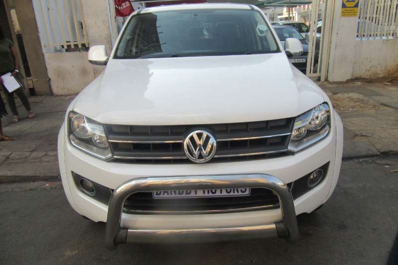 2014 VW Amarok 2.0TDI 4Motion