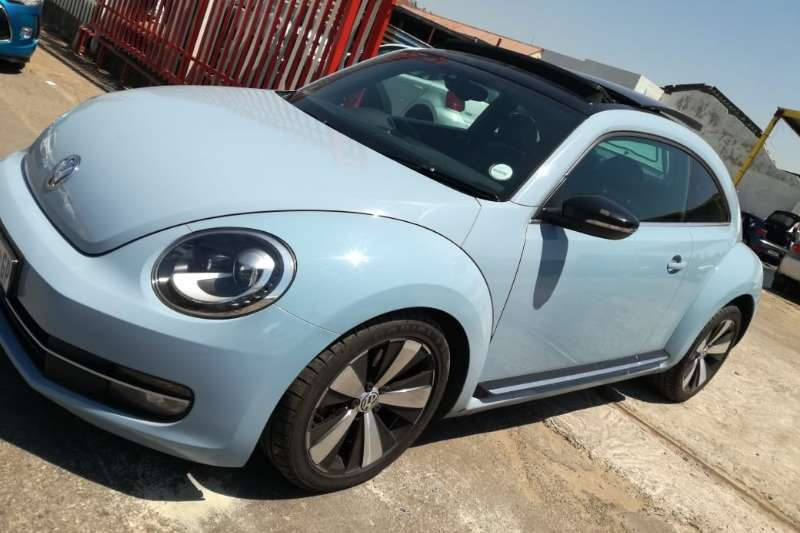 VW Beetle 1.4 TSI R LINE EXCLUSIVE DSG 2013