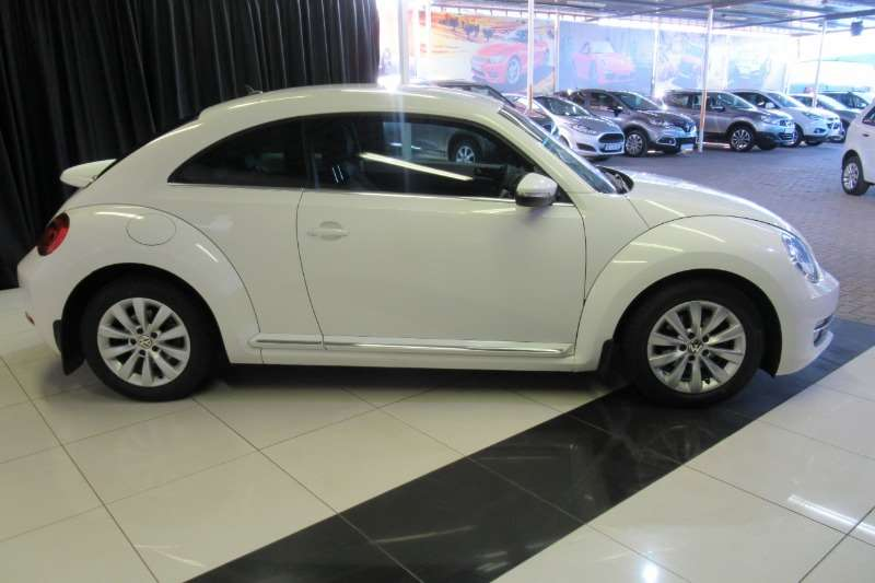 VW Beetle 1.4 TSI Sport 2013