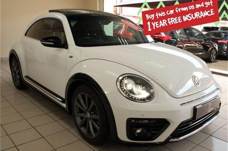 VW Beetle 1.4TSI R Line Limited Edition 2017