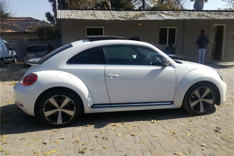 2014 vw beetle 1 4tsi sport auto cars for sale in gauteng r 210 000 on auto mart. Black Bedroom Furniture Sets. Home Design Ideas