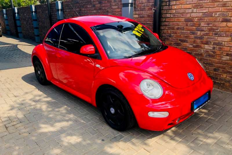 2000 VW Beetle 2.0 Highline automatic