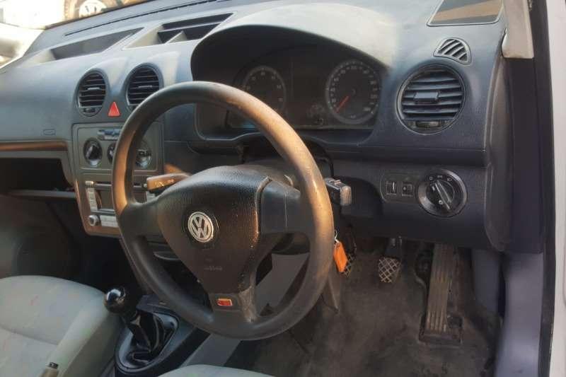 VW Caddy 1.6 panel van 2009