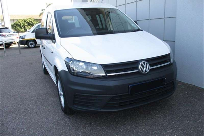 VW Caddy 2.0TDI crew bus 2017