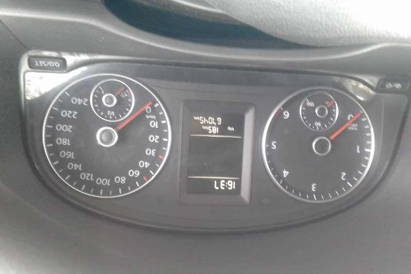 VW Caddy 2.0TDI Maxi panel van 2013
