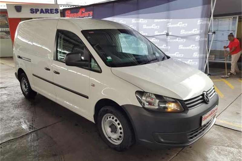 VW Caddy 2.0TDI Maxi panel van 2015