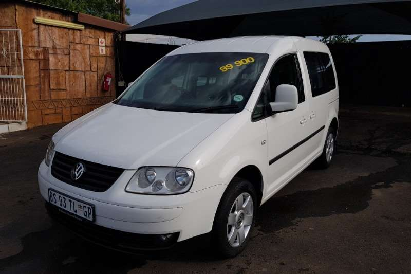 2007 VW Caddy