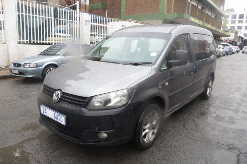 2012 VW Caddy Maxi 2.0TDI panel van