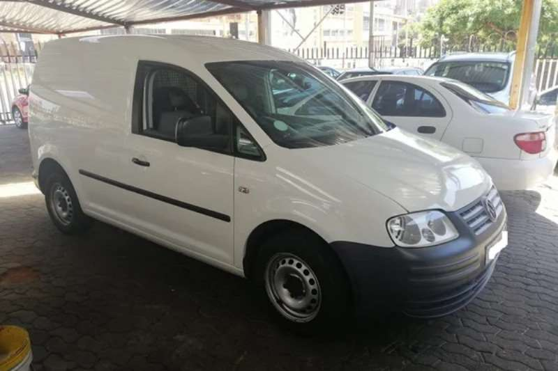 2009 VW Caddy 1.6 panel van