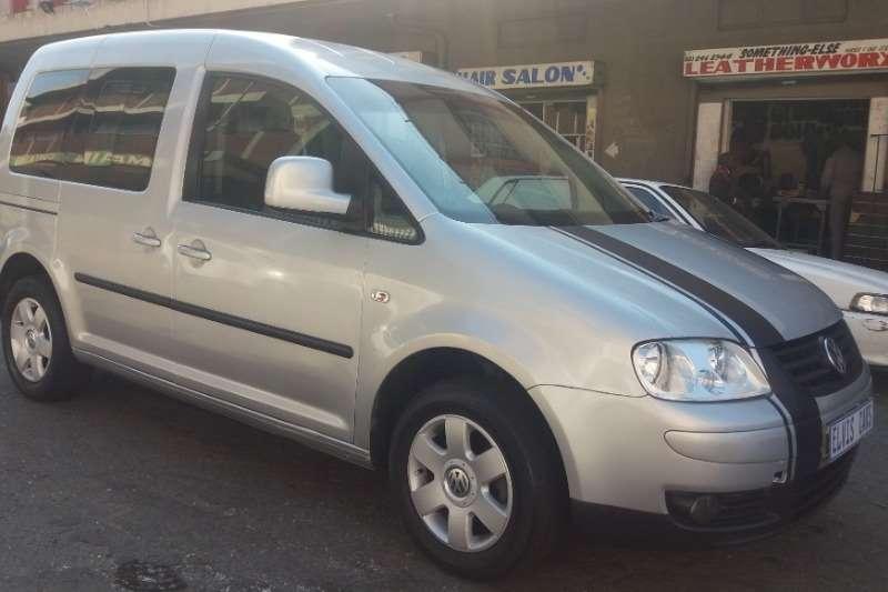 2010 VW Caddy 1.9TDI Life